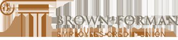 Brown Forman CU Logo