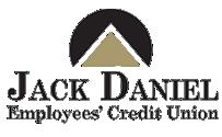 Jack Daniels Employees' CU Logo