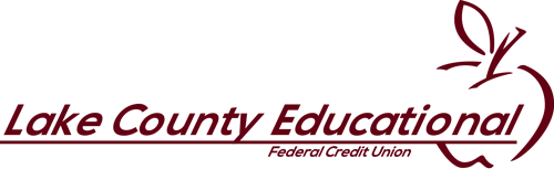 Lake County Educational Federal Credit Union Logo